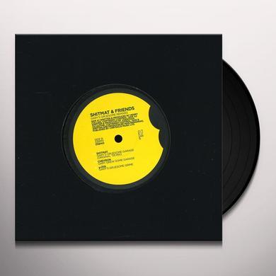 Shitmat & Friends GARY'S GRUESOME REMIXES Vinyl Record - Remixes