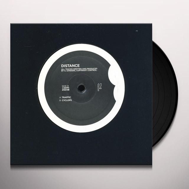 Distance TRAFFIC Vinyl Record