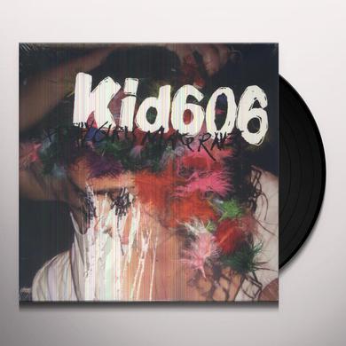 Kid606 PRETTY GIRLS MAKE RAVES Vinyl Record