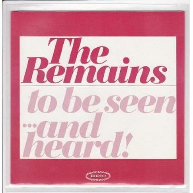 Remains DIDDY WAH DIDDY & ONCE BEFORE Vinyl Record