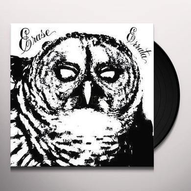 Erase Errata NIGHTLIFE Vinyl Record