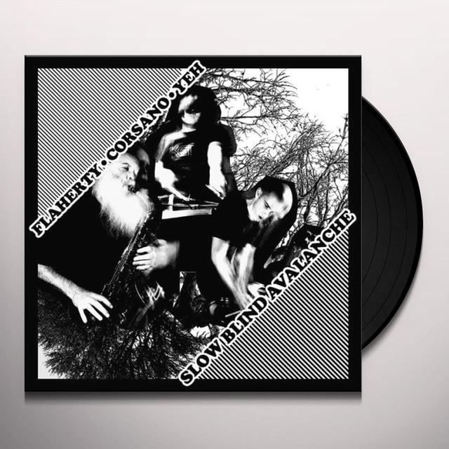 Paul Flaherty / Chris Corsano / C. Spencer Yeh SNOW BLIND AVALANCHE Vinyl Record