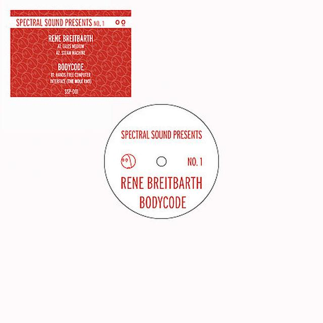 Rene / Bodycode Breitbarth SPECTRAL SOUND PRESENTS NO. 1 Vinyl Record - Limited Edition
