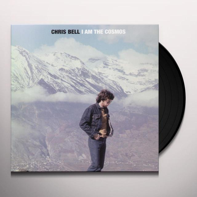 Chris Bell I AM THE COSMOS Vinyl Record