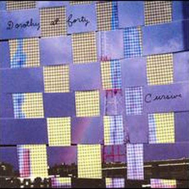Cursive DOROTHY AT FORTY Vinyl Record