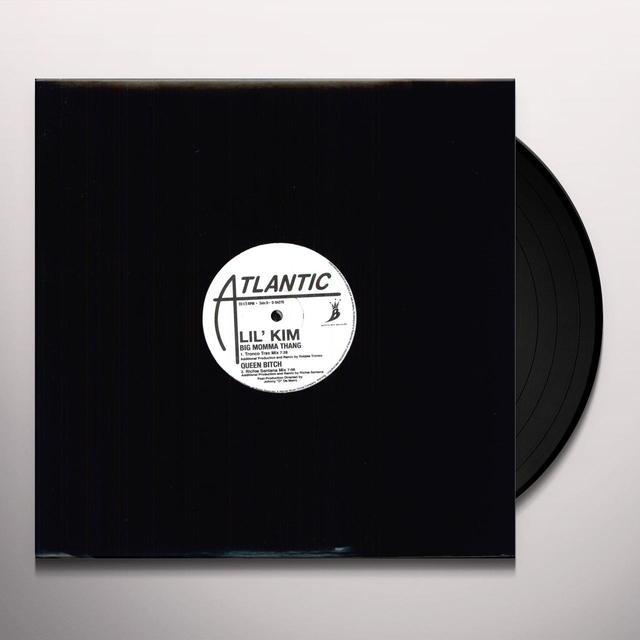 Lil Kim REMIXES Vinyl Record