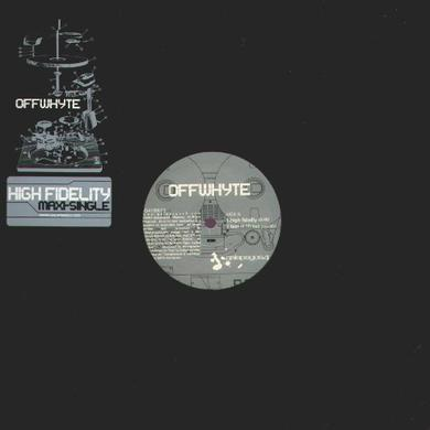 Offwhyte HIGH FIDELITY Vinyl Record