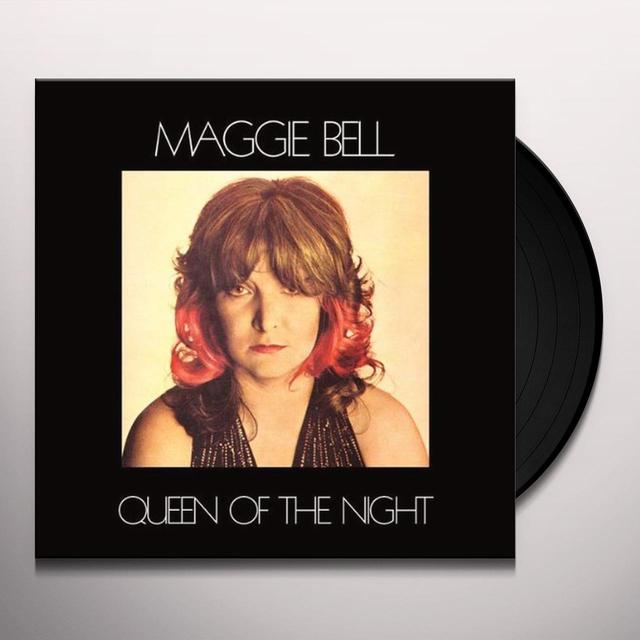 Maggie Bell QUEEN OF THE NIGHT MAGGIE Vinyl Record