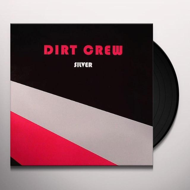 Dirt Crew SILVER (EP) Vinyl Record