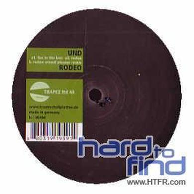 Und RODEO Vinyl Record