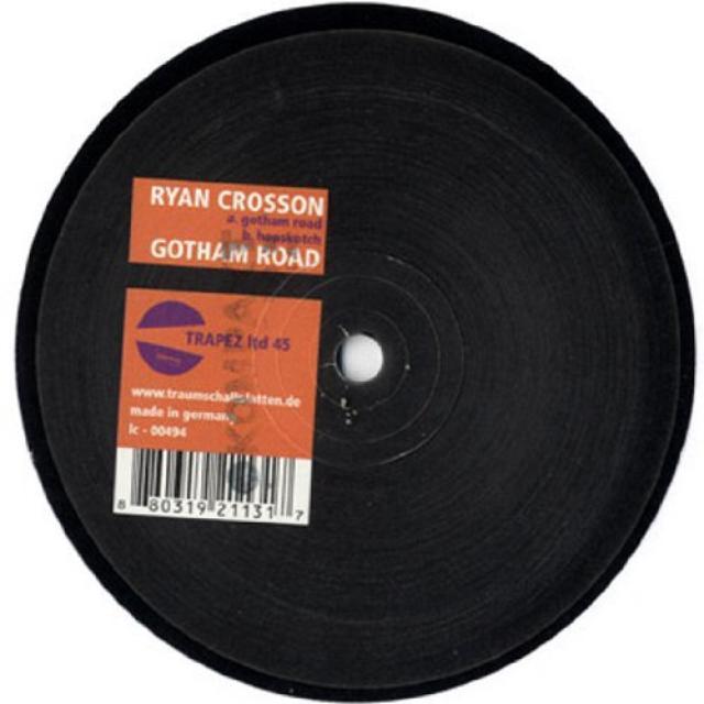 Ryan Crosson GOTHAM ROAD Vinyl Record