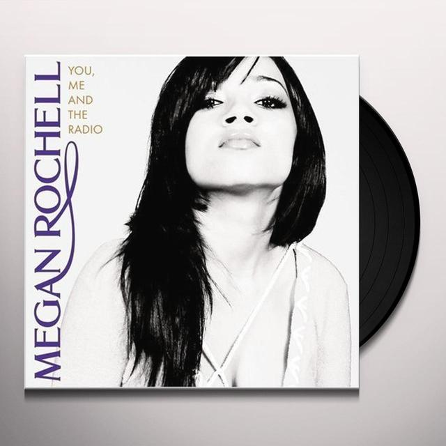 Megan Rochell YOU ME & THE RADIO Vinyl Record