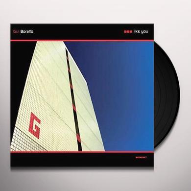 Gui Boratto LIKE YOU (EP) Vinyl Record