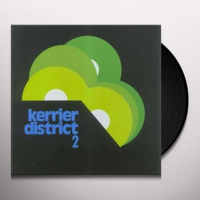 KERRIER DISTRICT 2 (EP) Vinyl Record