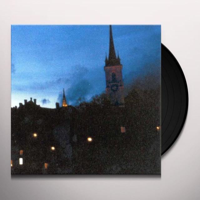 Unwed Sailor FAITHFUL ANCHOR Vinyl Record