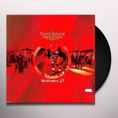 Cirque Du Soleil (Ltd) 2: OMBRA Vinyl Record - Limited Edition