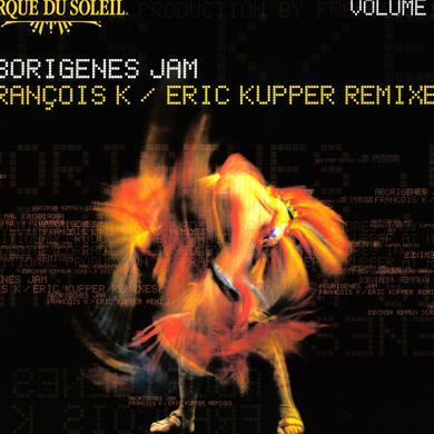 Cirque Du Soleil (Ltd) 3: ABORIGENES JAM Vinyl Record