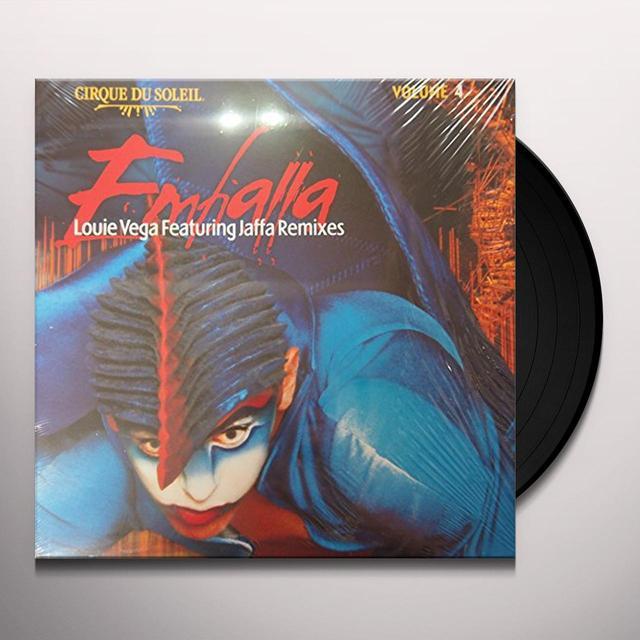 Cirque Du Soleil (Ltd) 4: EMBALLA Vinyl Record