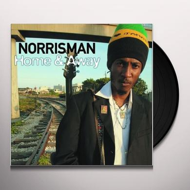 Norrisman HOME & AWAY Vinyl Record