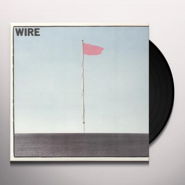 Wire PINK FLAG Vinyl Record
