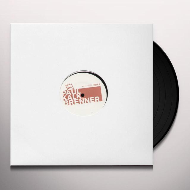 Paul Kalkbrenner KEULE Vinyl Record