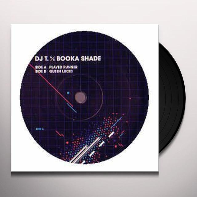 Dj T Vs Booka Shade PLAYED RUNNER EP Vinyl Record