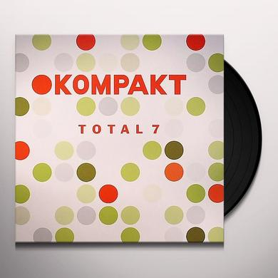 KOMPAKT TOTAL 7 / VARIOUS Vinyl Record