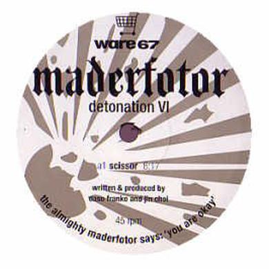 Maderfotor DETONATION 6 Vinyl Record