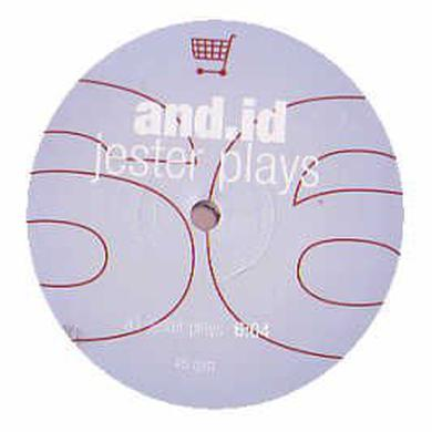 And.Id JESTER PLAYS Vinyl Record