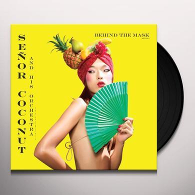 Senor Coconut BEHIND THE MASK MIXES 2 (EP) Vinyl Record