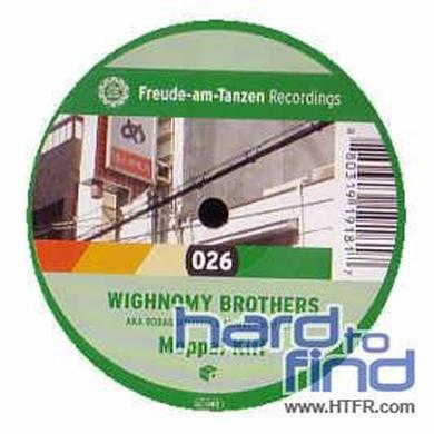 Wighnomy Brothers MOPPAL KIFF EP Vinyl Record