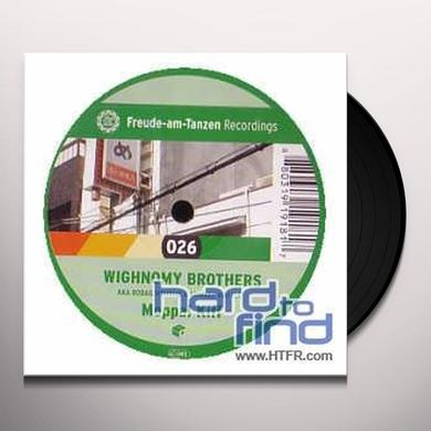 Wighnomy Brothers MOPPAL KIFF EP Vinyl Record