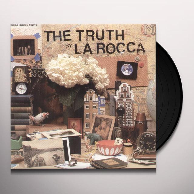 La Rocca TRUTH Vinyl Record - Limited Edition