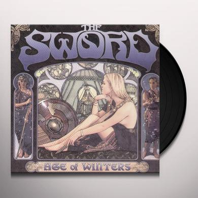 Sword AGE OF WINTERS Vinyl Record