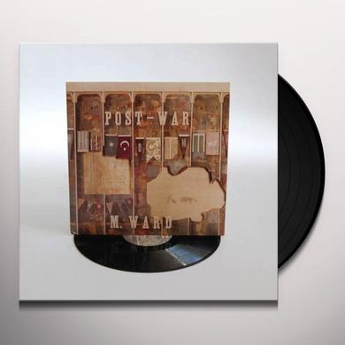 M Ward POST WAR Vinyl Record