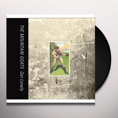 The Mountain Goats GET LONELY Vinyl Record