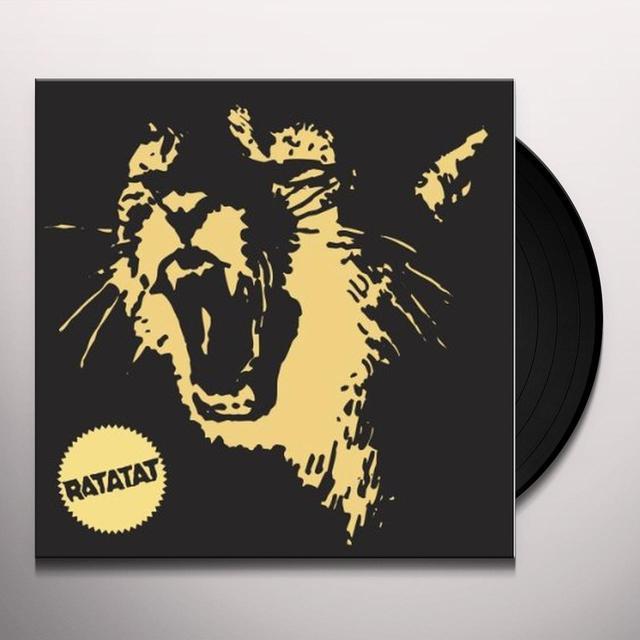 Ratatat CLASSICS Vinyl Record