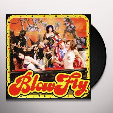 BLOWFLY Vinyl Record