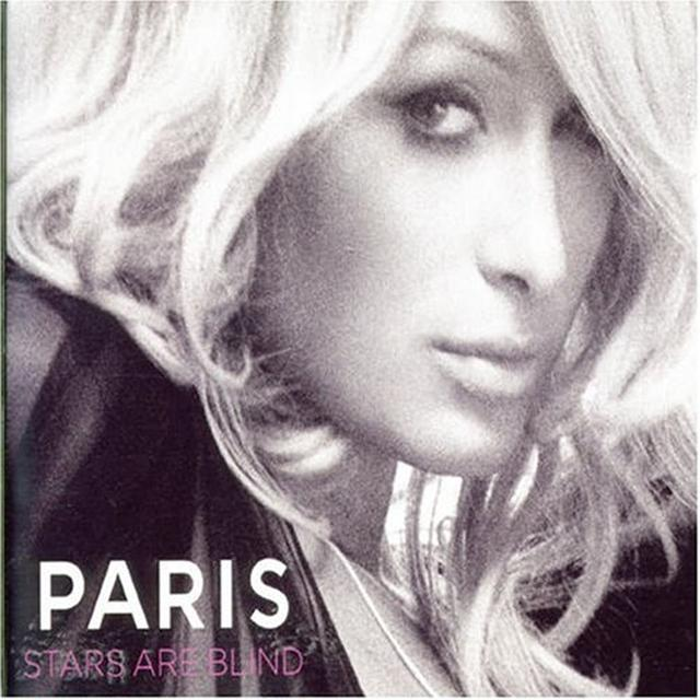 Paris Hilton STARS ARE BLIND Vinyl Record