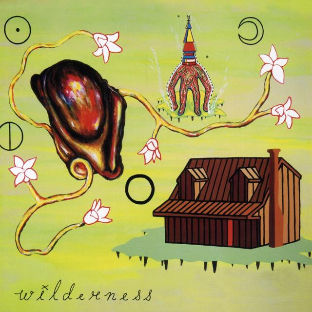 Wilderness LIVING THROUGH / PART WAYS Vinyl Record