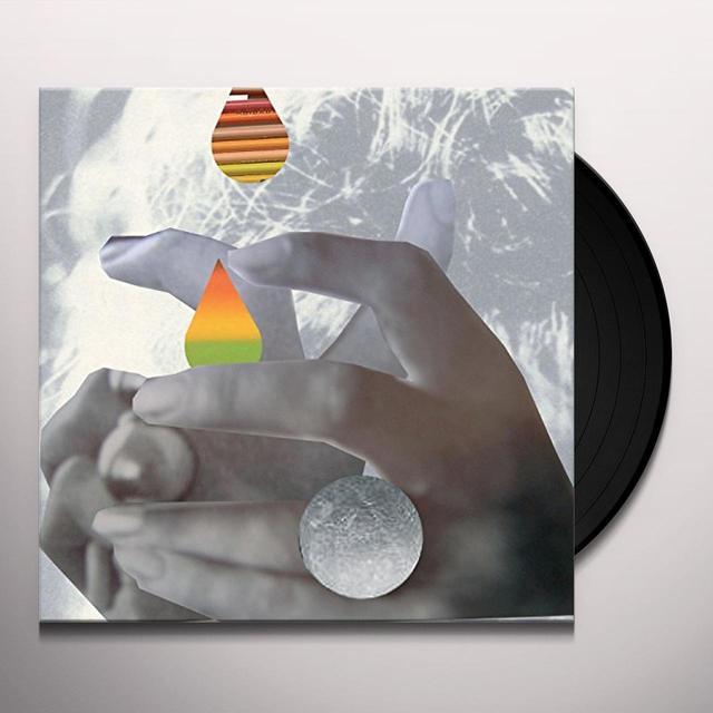Broadcast FUTURE CRAYON Vinyl Record