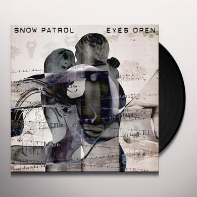 Snow Patrol EYES OPEN (ENG) Vinyl Record