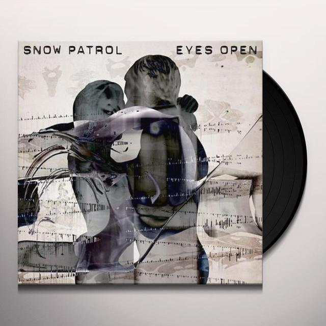 Snow Patrol EYES OPEN Vinyl Record