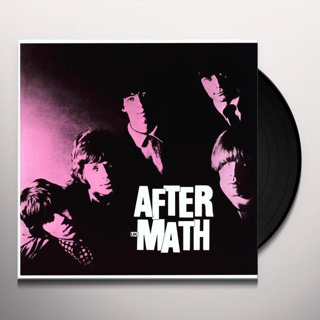 The Rolling Stones AFTERMATH Vinyl Record - UK Import