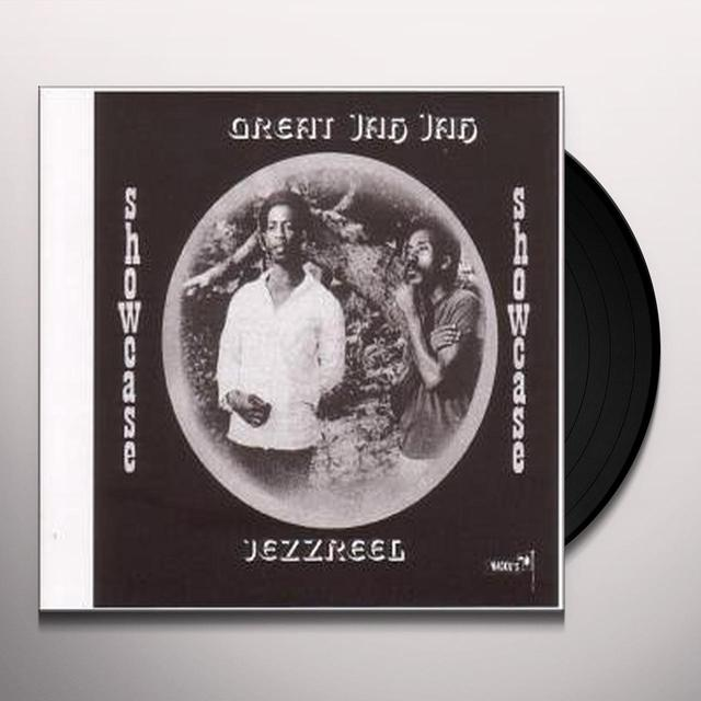 Jezzreel GREAT JAH JAH Vinyl Record