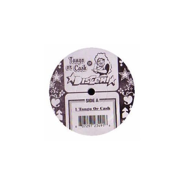 Discemi TANGO OR CASH (EP) Vinyl Record