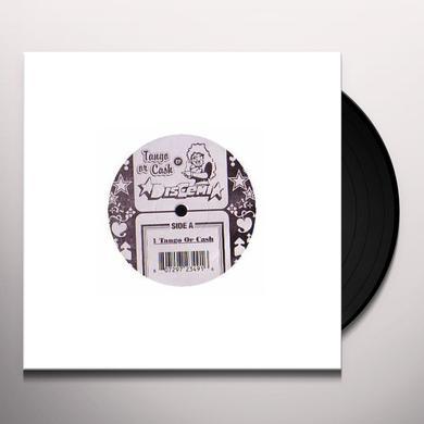 Discemi TANGO OR CASH Vinyl Record