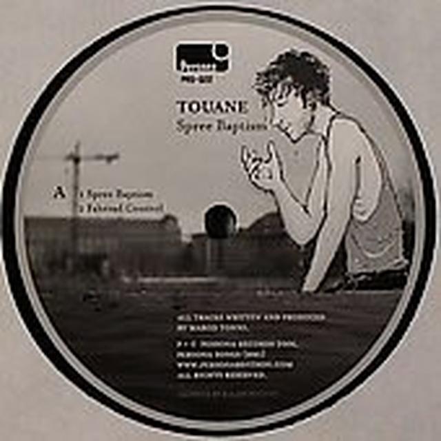 Touane SPREE BAPTISM EP Vinyl Record