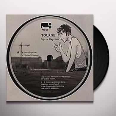 Touane SPREE BAPTISM EP (EP) Vinyl Record