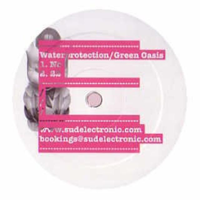 Waterprotection GREEN OASIS Vinyl Record